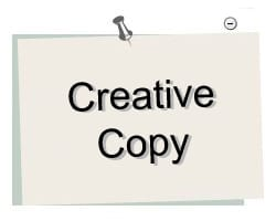 copywriting from Word Worker