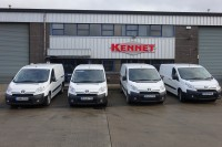 New vans help roofing company hit new heights in Swindon