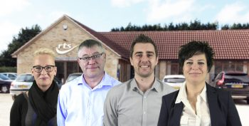 Four new faces at RTS Group