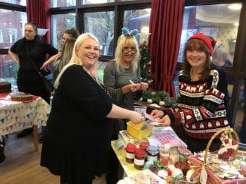 Press release: Gloucester Charities Trust Christmas fair