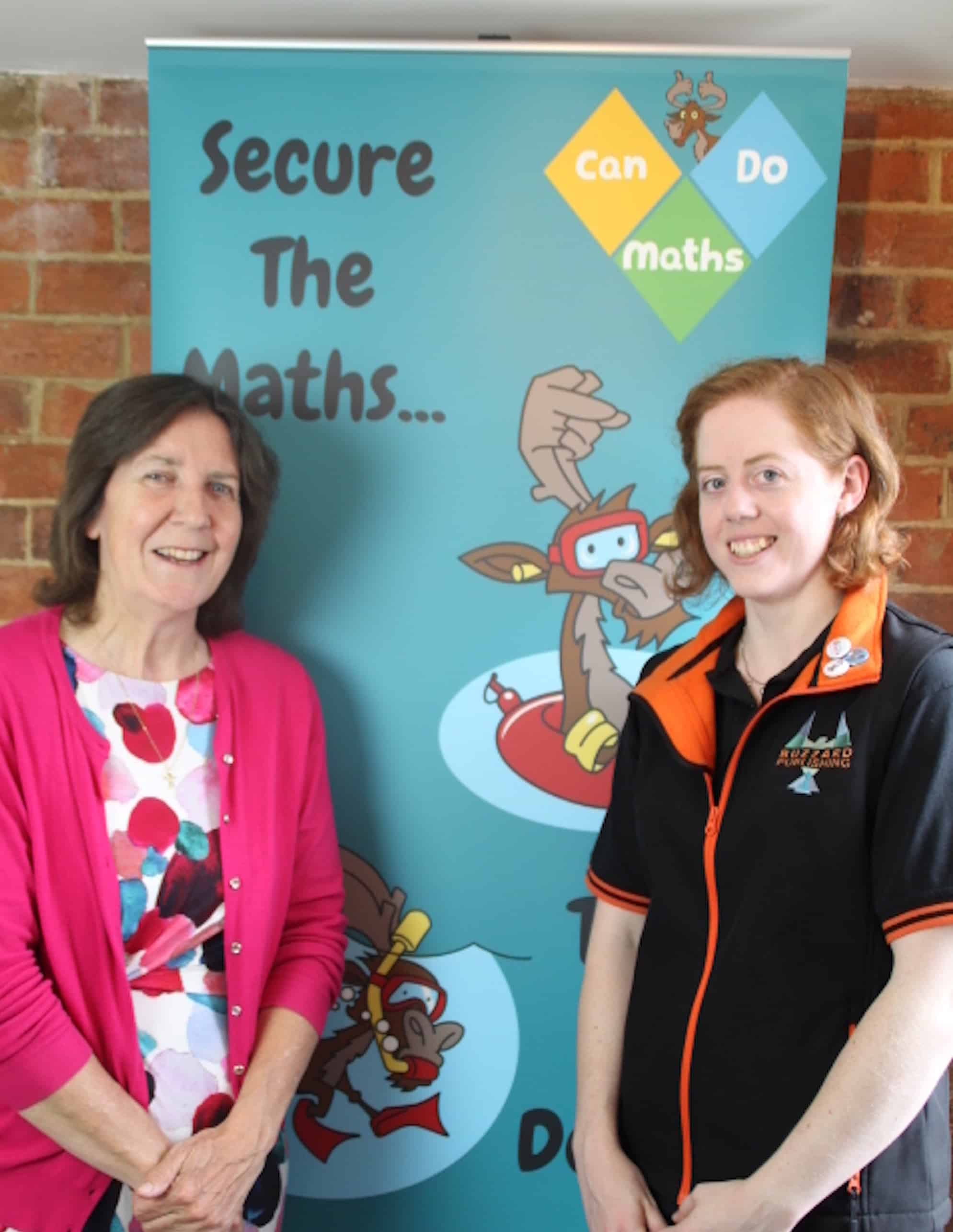 Wiltshire maths resource publisher hopes national awards will add up to a win