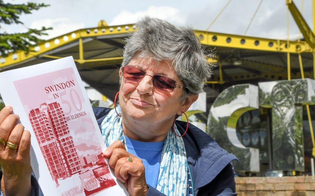 Swindon author sets sights on buildings for latest book