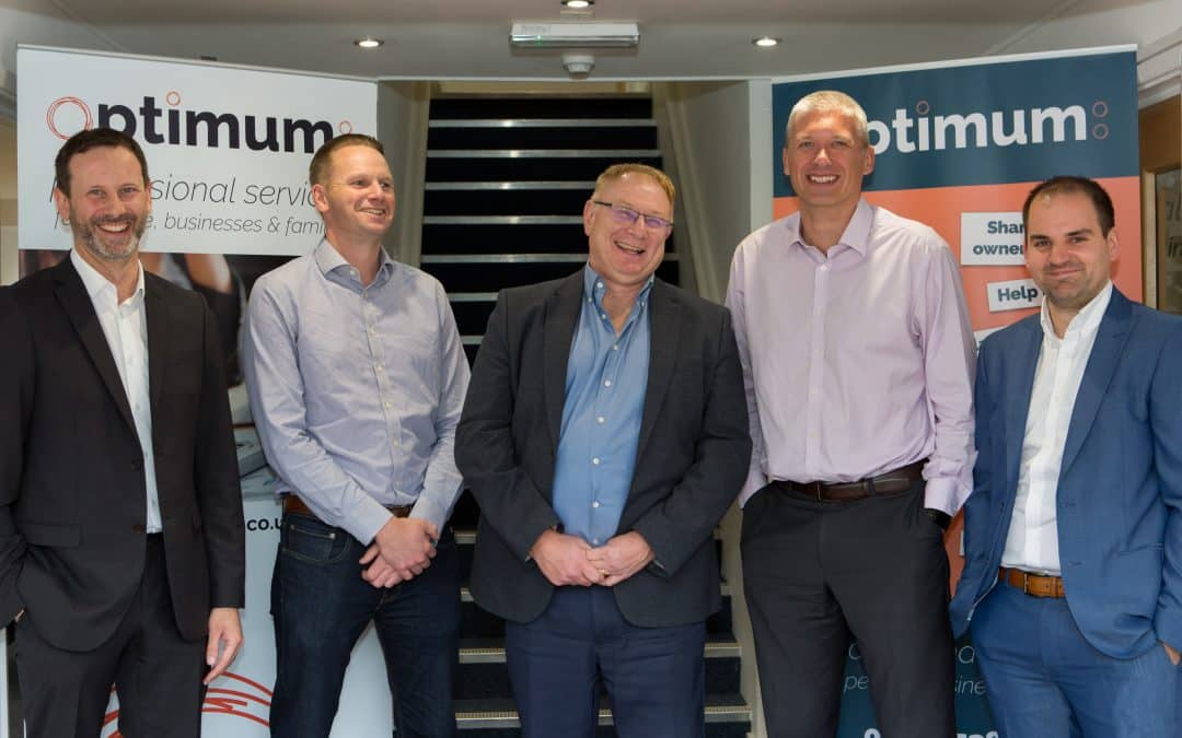 Management buy-in for leading Swindon business