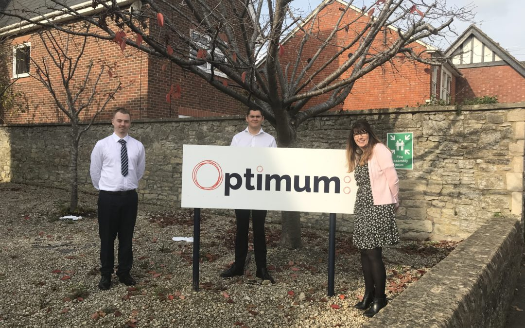 PR for Swindon based Optimum