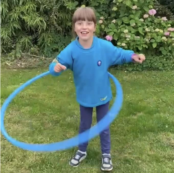 Children with heart conditions prove #ICan with new club