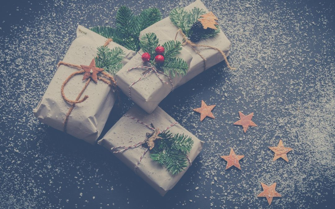 How to get into a Christmas gift guide